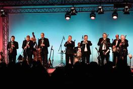 Jazz im Audi Forum Ingolstadt - The Big Chris Barber Band